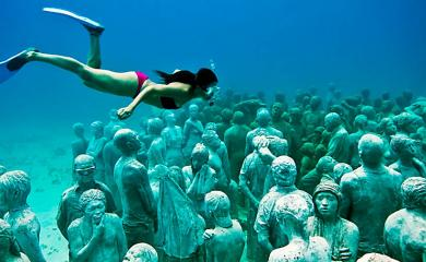 Ayia Napa's first underwater museum will be ready to welcome visitors by mid-July